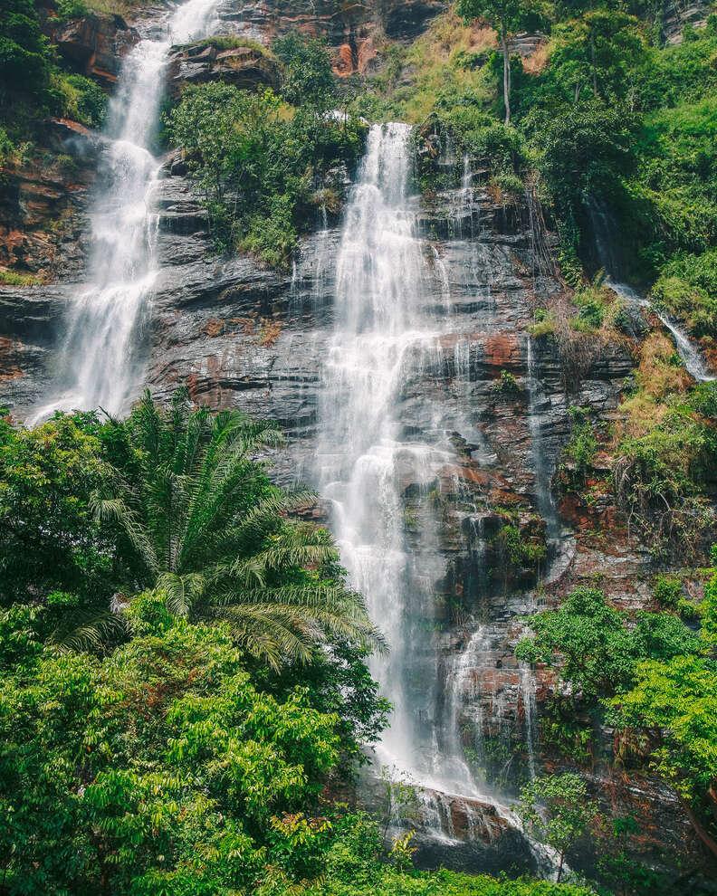 Kpalime waterfalls