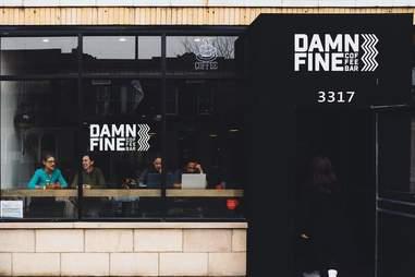 Damn Fine Coffee Bar