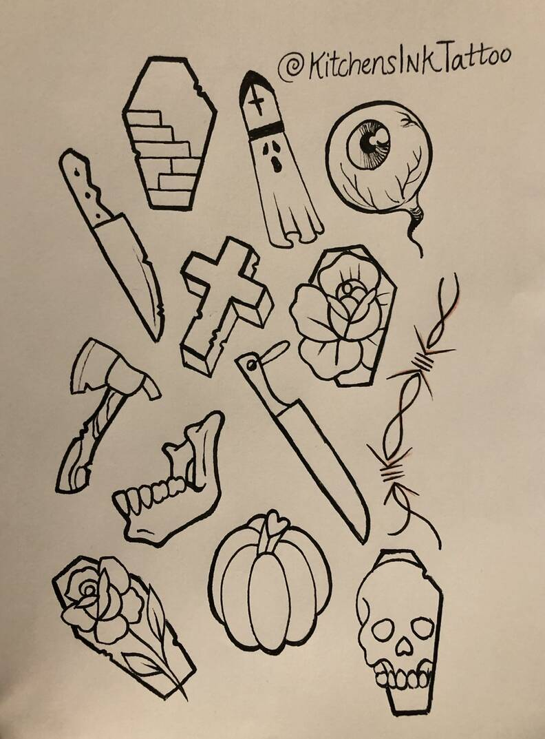 Friday The 13th Tattoo Deals Where To Find Cheap Tattoos On March