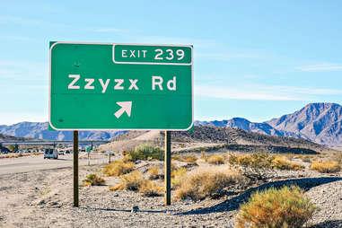 zzyzx road