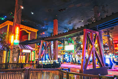 The Desperado Roller Coaster