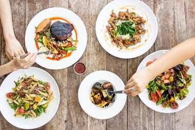 V-Eats Modern Vegan at Trinity Groves