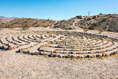 Laughlin Labyrinths