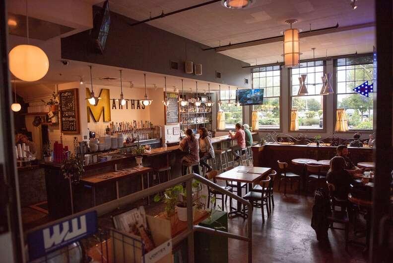 Martha's at Revolution Hall