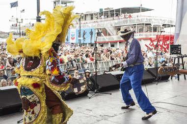 French Quarter Festivals Inc
