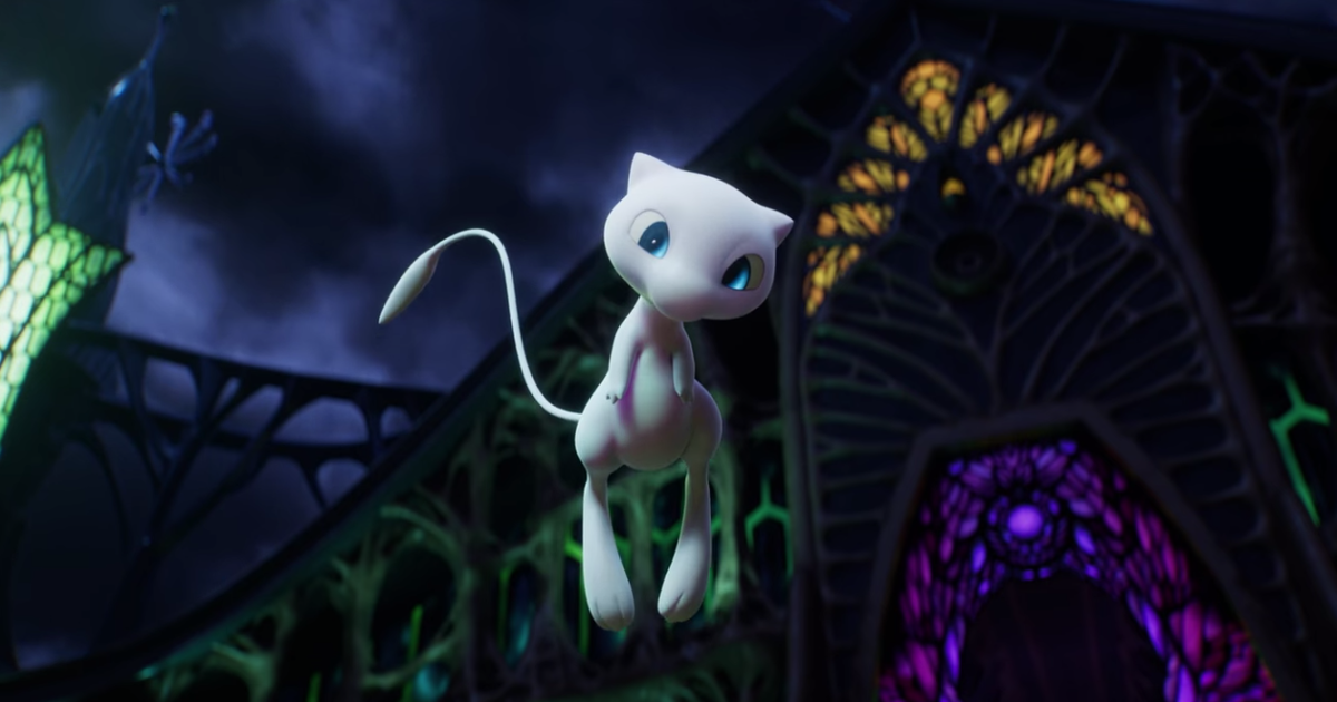 Mewtwo Strikes Back Evolution Review How Good Is The Cgi Remake