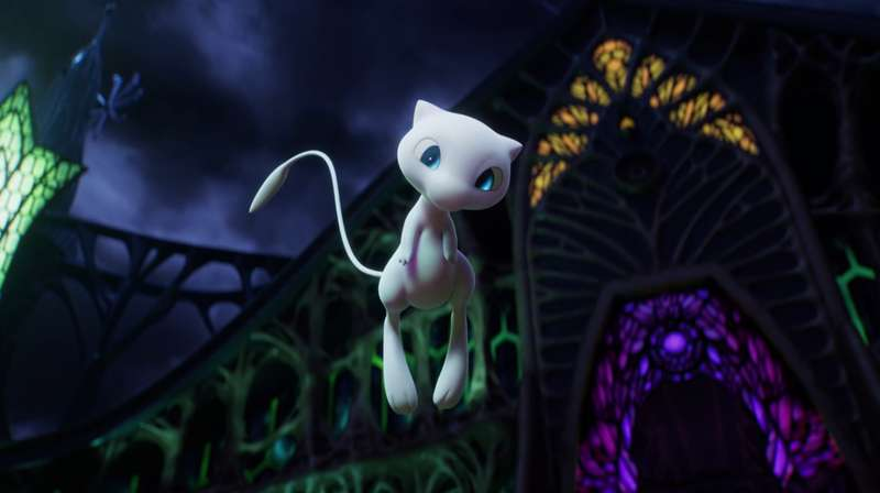 mew, pokemon mewtwo's evolution