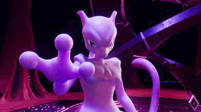 mewtwo, pokemon movie, netflix