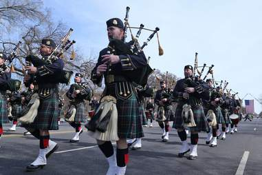 St. Patrick's Day Parade DC