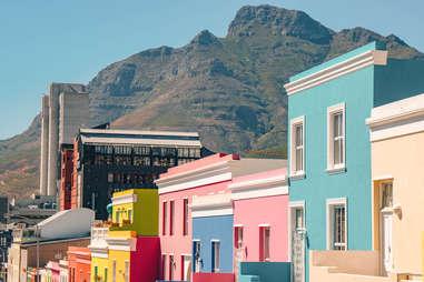 Waal Street in Bo-Kaap