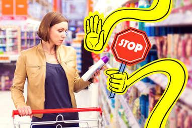shampoo grocery store