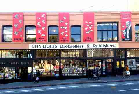 City Lights Booksellers & Publishers