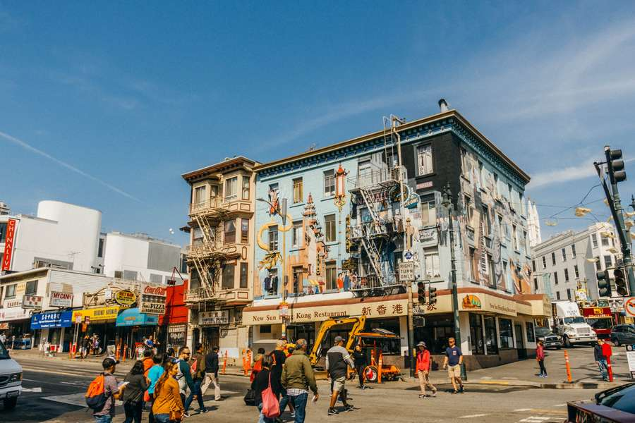 The Best Neighborhoods in San Francisco to Spend a Weekend