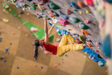 Übergrippen Indoor Climbing Crag