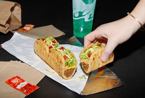 taco bell triplelupa chalupas new menu item launch nationwide available now chalupa