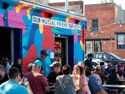 Our Mutual Friend Brewery