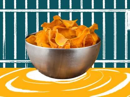prison chips