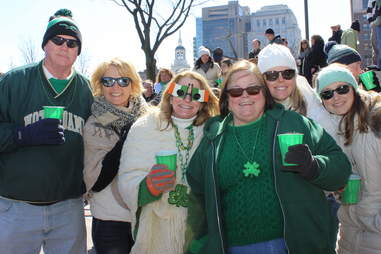 Philly St. Patrick's Day Parade