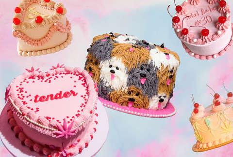 kitsch cakes