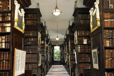 Archbishop Marsh's Library