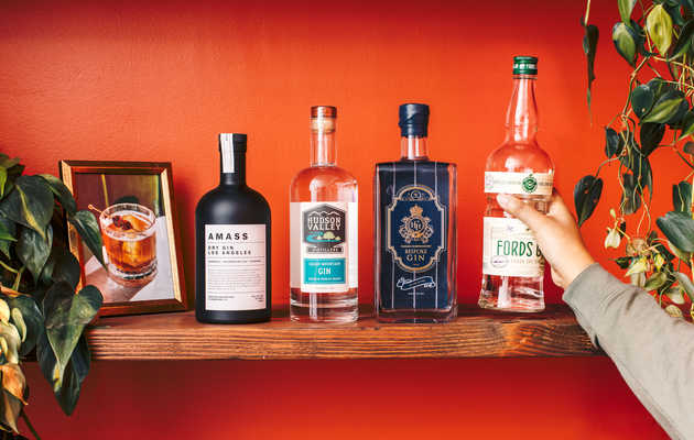 Try These Top-Shelf Gins and Discover Everything a Gin Can Be
