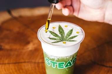 STEAP Tea Bar