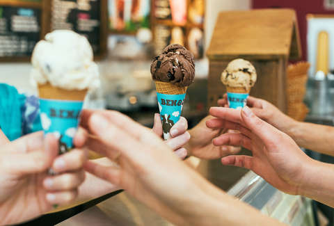 ben and jerry's free cone day 2020