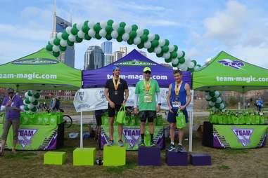 St. Patrick's Day Music City Half, 10K, 5K, & 1 Mile