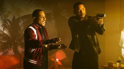 bad boys for life action moives