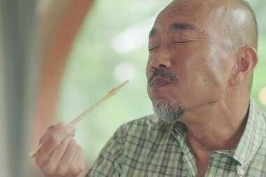 Takashi Kasumi in samurai gourmet
