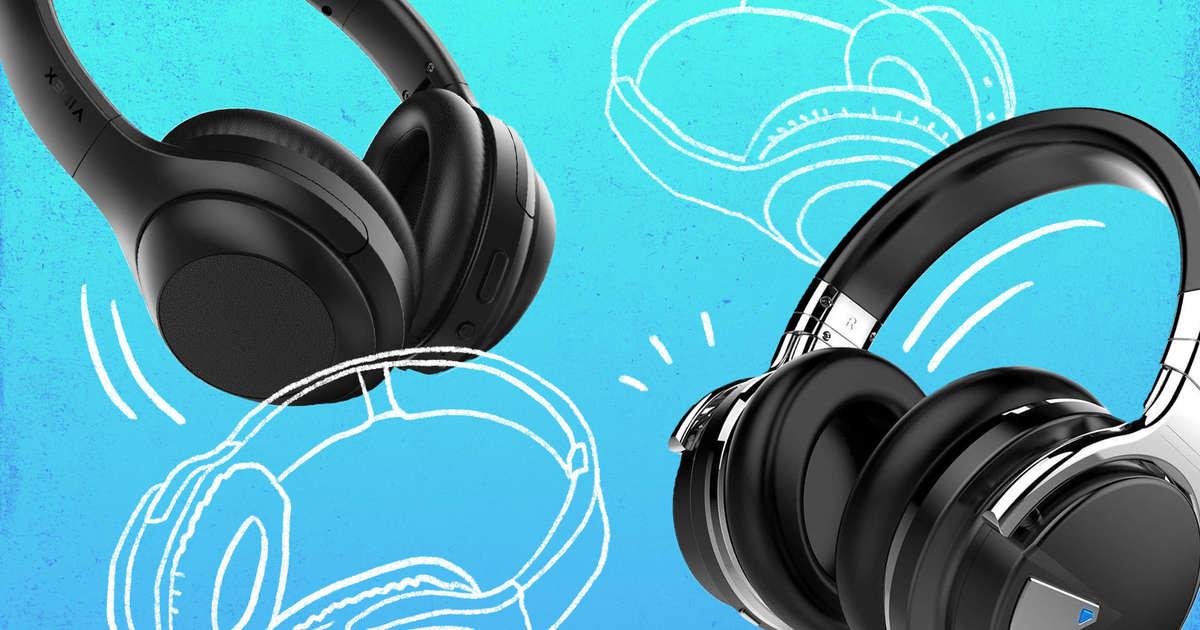 Best Cheap Headphones Noise Cancelling Headphones Under 50 Dollars Thrillist
