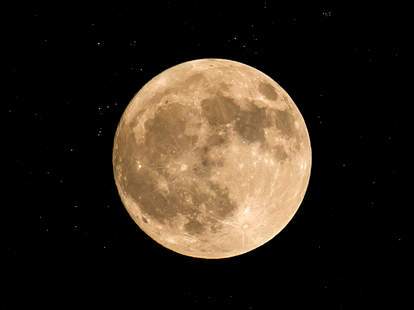 moon mars jupiter saturn