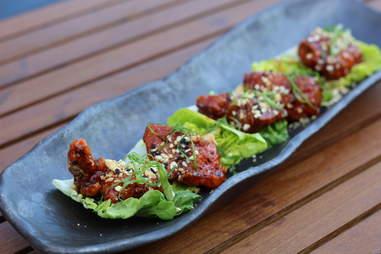 korean spicy wings