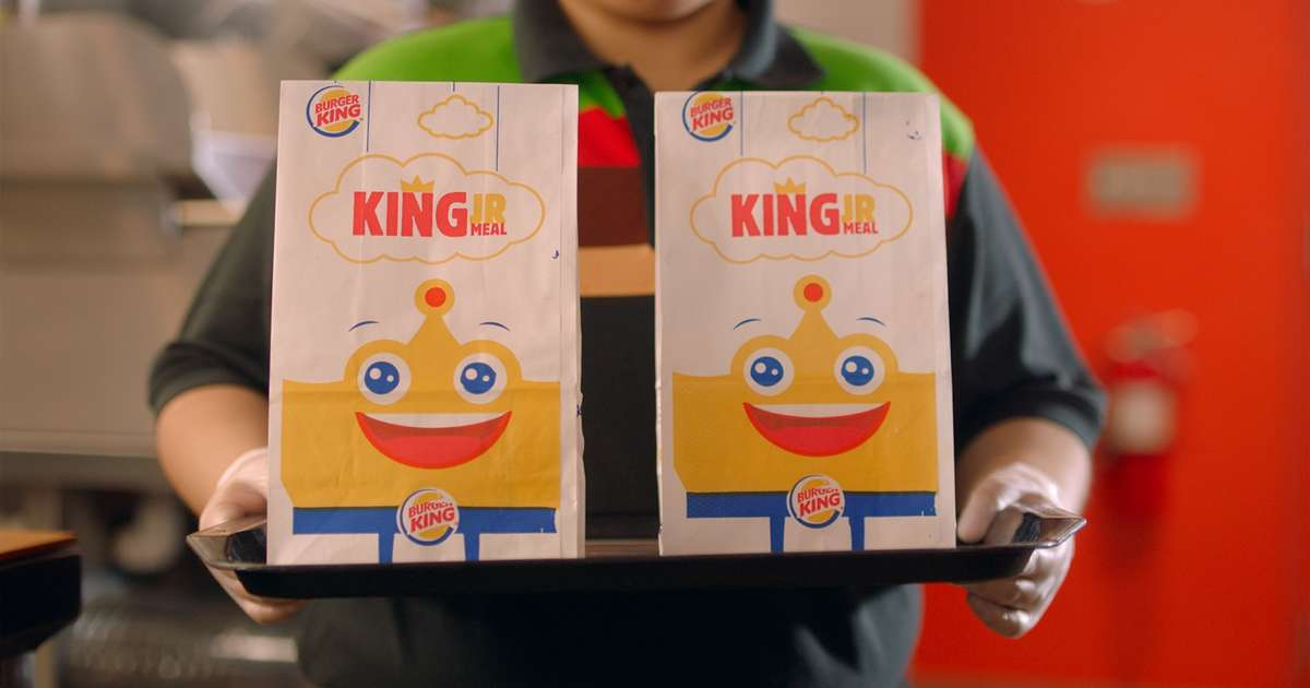 Burger King Is Giving Out 2 Free Kids Meals With Any Order