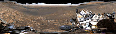 Mars rover imager