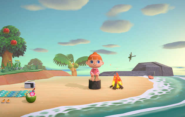Why 'Animal Crossing: New Horizons' Is the Chill Game You Need to Download Right Now