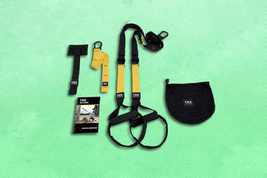 TRX all in one training system