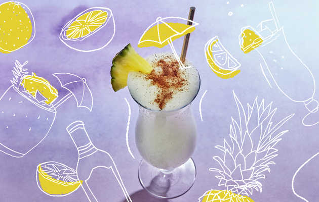 If You Like Piña Coladas, You'll Love These Easy Cocktails