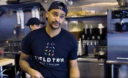 JJ Johnson of Fieldtrip