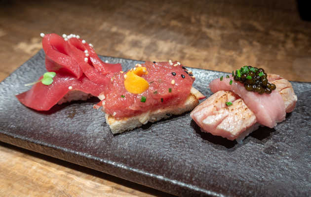 Where to Get Luxe Sushi Delivery Right Now in NYC