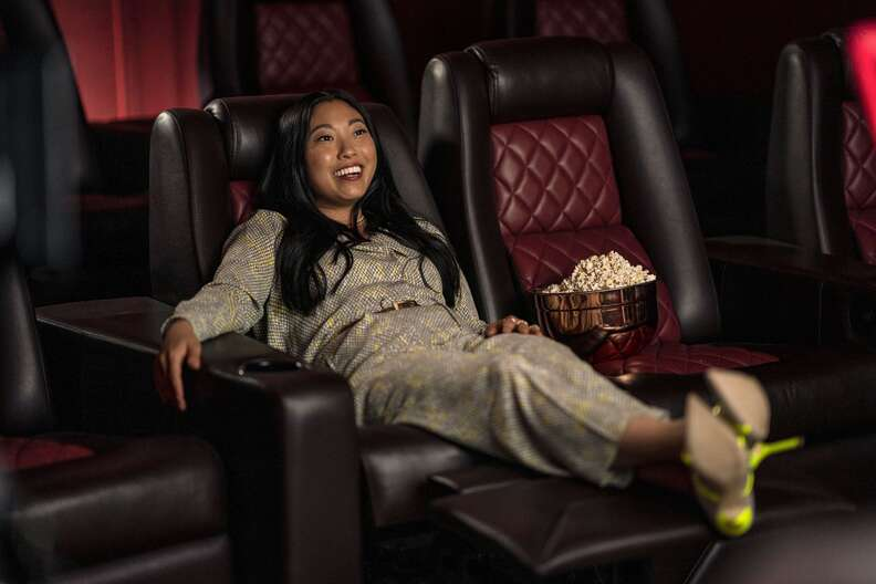 awkwafina comedy central