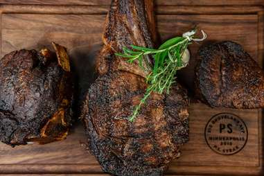 P.S. Steak