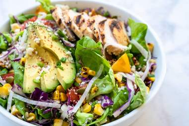 MIXT salad