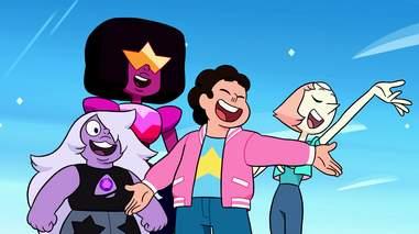 steven universe, steven universe future