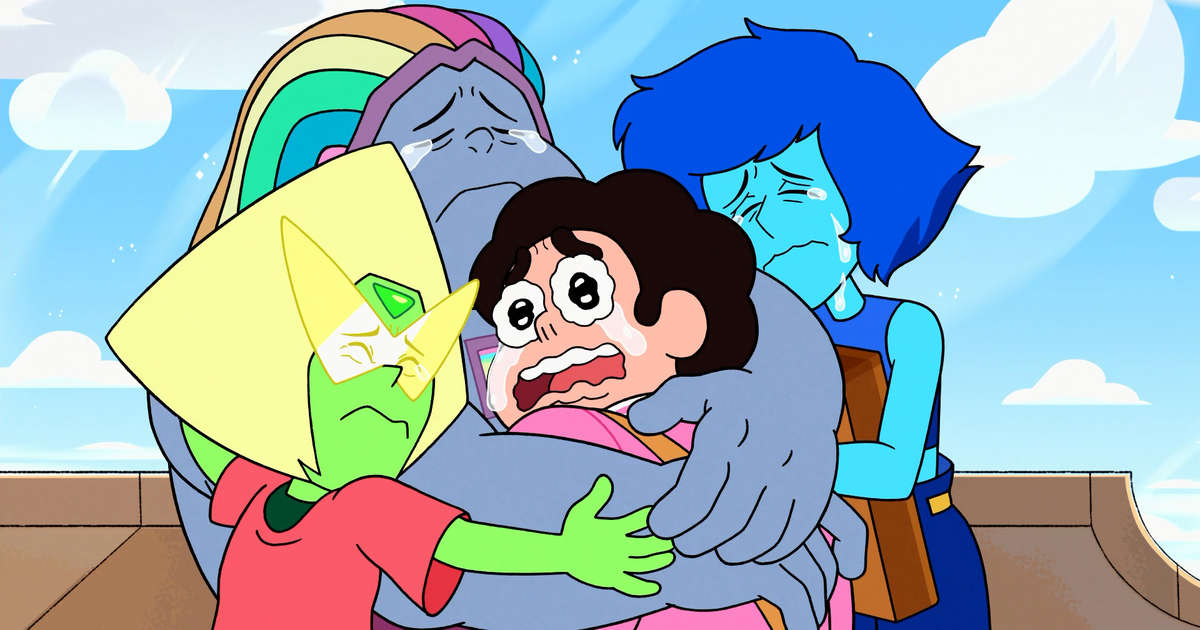 Steven Universe Future Review Was The Final Episode A Fitting