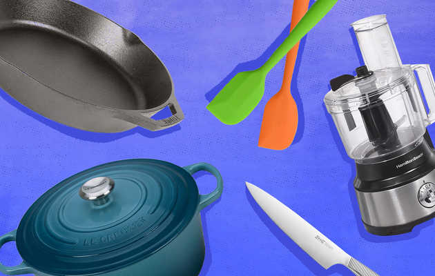 The 17 Must-Have (Affordable) Home Cooking Tools, According to 10 Chefs