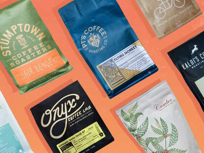 coffee bean collage coffees beans onyx stumptown roasters whole delivery fresh brew