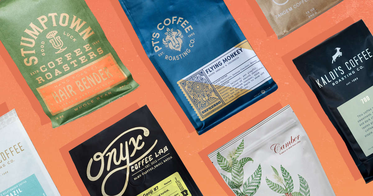 Get These Fresh Coffee Beans Delivered Right to Your Door