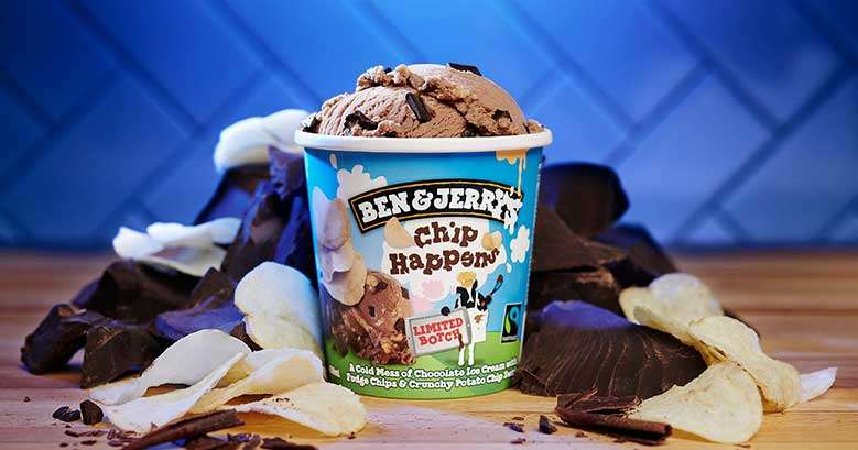 A Brand-New Ben & Jerry's Flavor Is Hitting Shelves Soon