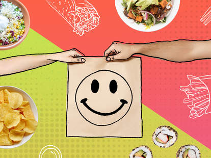 delivery food order to go take out call dining thai chinese pizza best meals meal for deliveries